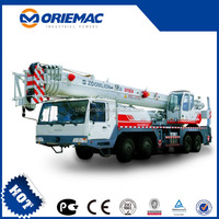 Best price QY50/ QY50V Zoomlion 50t mobile truck crane