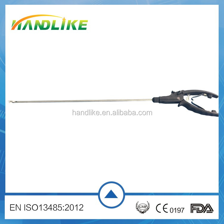 laparoscopic instrument price for curved needle holder