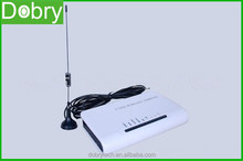 Excellent 900/1800MHZ 850/1900MHZ GSM FWT gateway with contact ID receiver and SMS alert for home alarm system