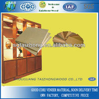 Furniture And Decoration Plywood Board 16mm