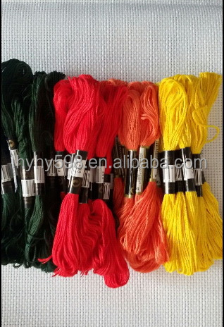 150828004 Wholesale High-quality polyester embroidery thread