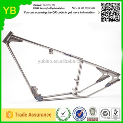 Factory manufacturing brass china frame bicycle frame sale