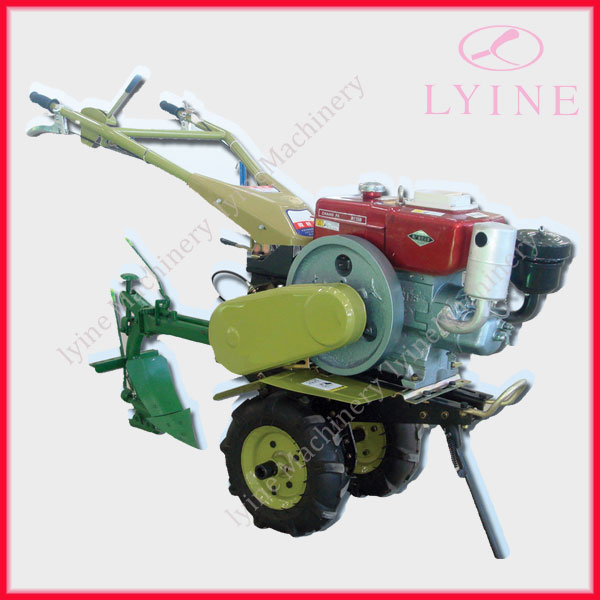 High Quality Japan technology 10HP Diesel Engine Power Tiller Agricultural Walking Tractor