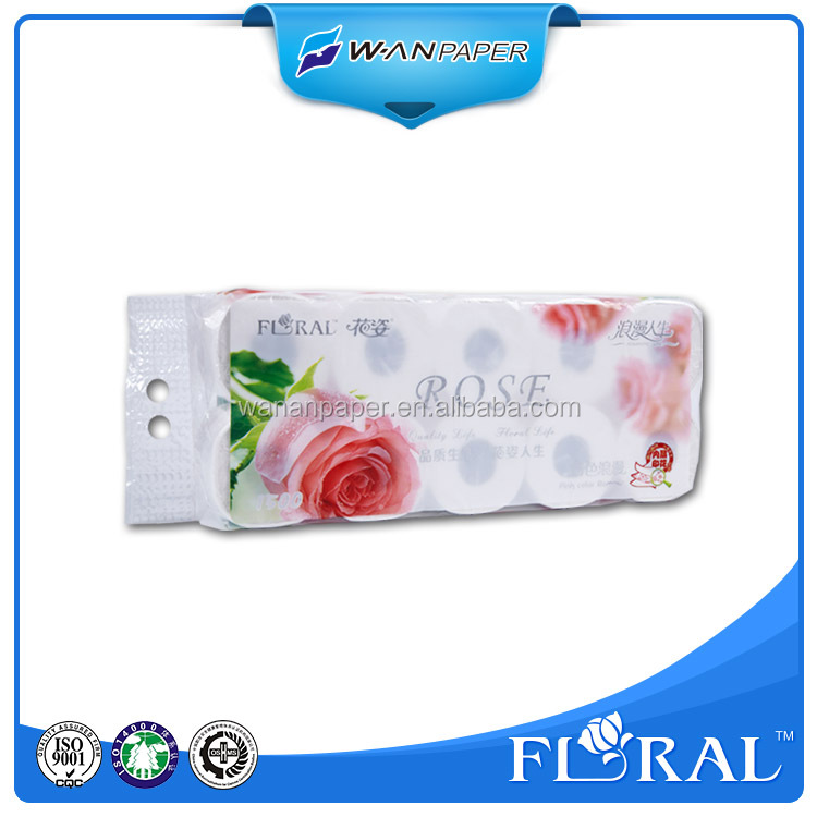 3 ply toilet raw tissue paper material toilet paper