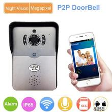 Yoosee and 2cu app support motion detection infrared wifi video smart security wireless ip doorbell
