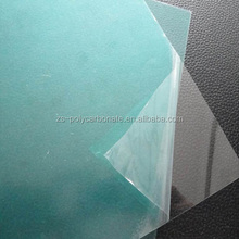 high transparency gloss/clear polycarbonate film