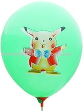 "2012 super hot 12"" printing latex balloon for promotion"