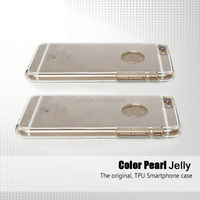 Jelly Colorful Soft TPU Case For Samsung Galaxy S3mini S4mini S5mini