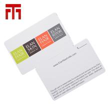 Silk-screen printing cheapest price blank magnetic stripe card manufacturers in bangalore