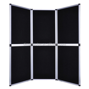folding display shelves,folding panel,advertising screen