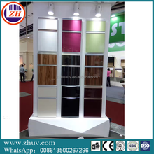 anti-scratched high gloss mdf kitchen cabinet panels/high gloss plywood/high gloss particleboard