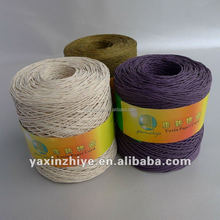 weaving twisted paper cord paper string