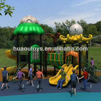 2017 Pure and fresh garden series HO 05201 outdoor playground equipment