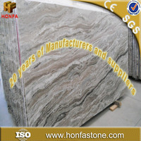 Italy factory price fantasy brown granite