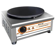 Stainless Steel Industrial Electric Crepe Maker for Sale VP-81