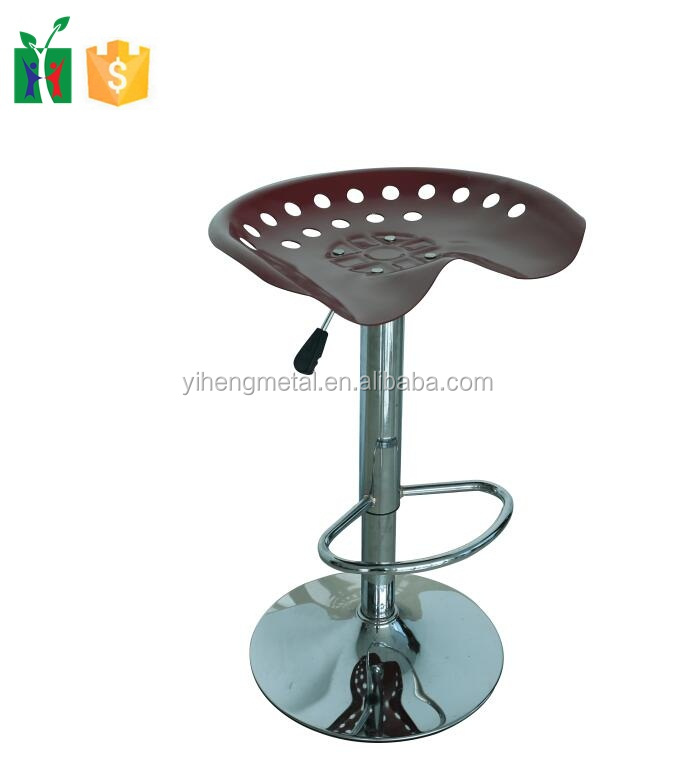 YH022 Industrial bar stool chair adjustable height