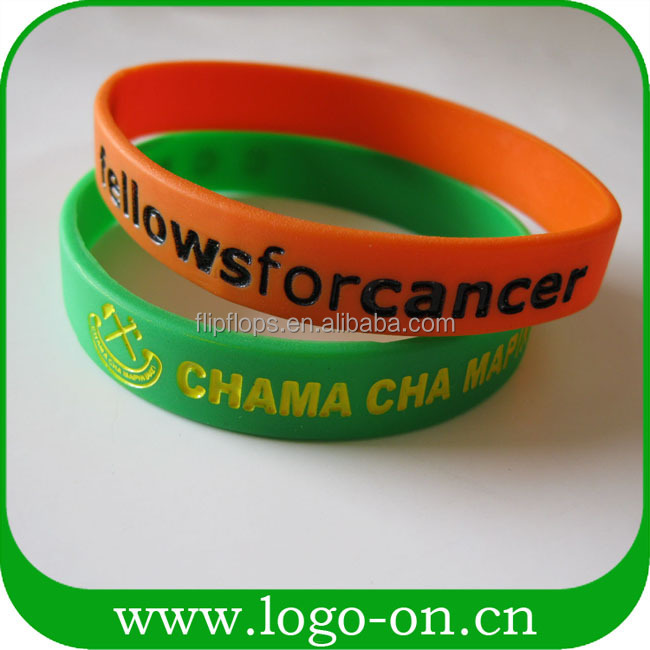 2015 Sedex Audited Factory custom silicone wristband