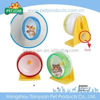 Hamster running wheel/pet hamster toy