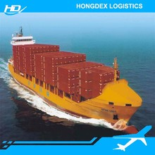 sea cargo freight forwarder in China to HOCHIMINH(NEW PORT)