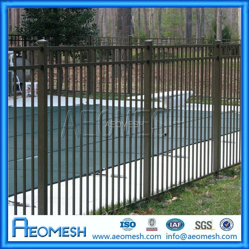 Metal de aluminio moderno de seguridad para ni os valla de - Valla seguridad ninos ...