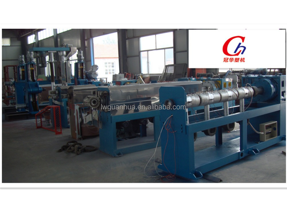 Wire Jacket Extrusion Production Line/wire and cable machinery