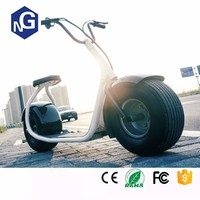 2016 popular HPromotion products 2 Wheels Electric Motorcycle,1000w Adult Electric city Scooter with led lights