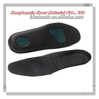 EVA insole for safety shoe with PORON