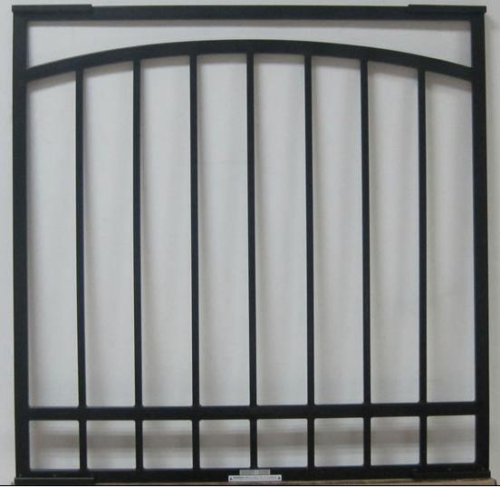 Cheap price good quality decorative window security bars for Window bars design