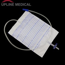 Sterilized Medical Portable Incontinence Pvc Urine Bag