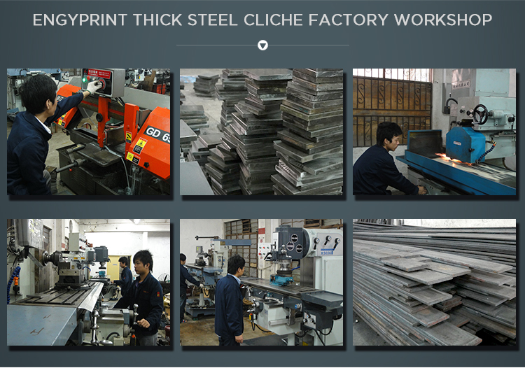 Top quality pad printing water washout polymer cliche plate