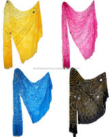 2014 new launched products tie dye dupatta scarf stole dupatta
