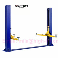2018 Chinese Supplier Hydraulic 2 Post Lift,Factory Directly