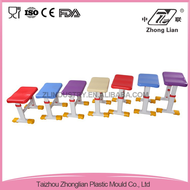 High quality plastic durable small plastic chairs for kids
