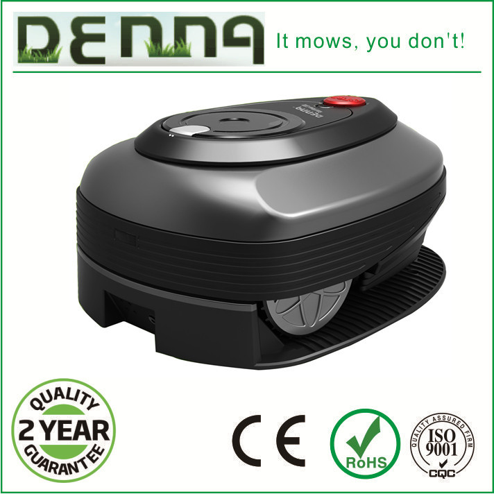 Denna <strong>L1000</strong>(8AH) cutting height adjustable automatic lawn mower with 24cm cutting width