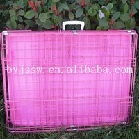Iron Dog Crate Wholesale , Fashion Dog Kennel , Cheap Dog Cage