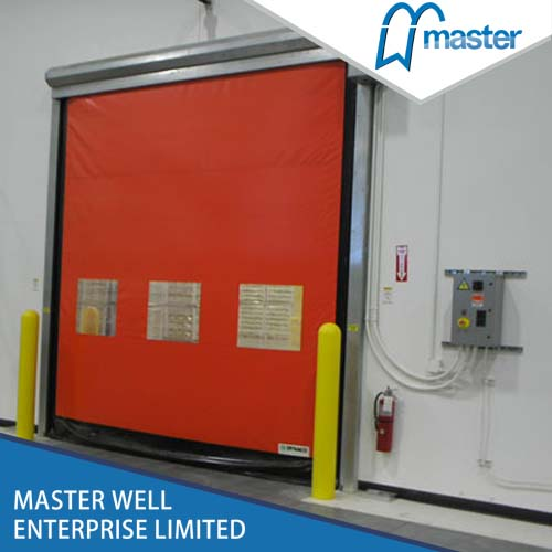 automatic fast moving Cold storage door