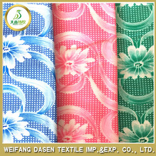 Hot selling polyester fabric japanese yukata fabric printed flower 100% cotton fabric