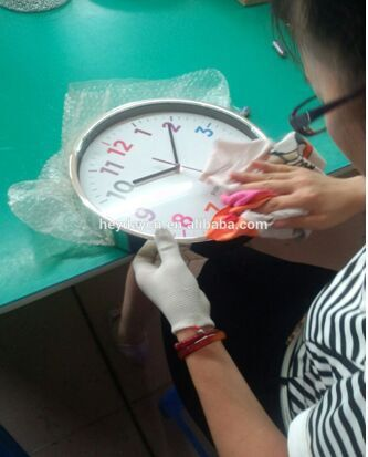 14'' brand new unique Antique plastic Wall Clock (HD-351)
