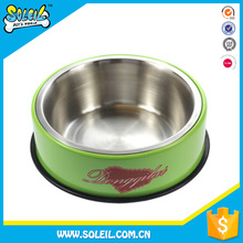 Fashion Appearance Custom Stainless Steel Dog Bowls