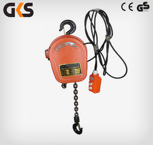 DHS 1t-20t electric chain hoist/motorized chain block for Sale