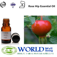 Hot Selling Free Sample Pure Rose Hip Essential Oil Low Price Organic Rosehip Oil Rose Hip Oil