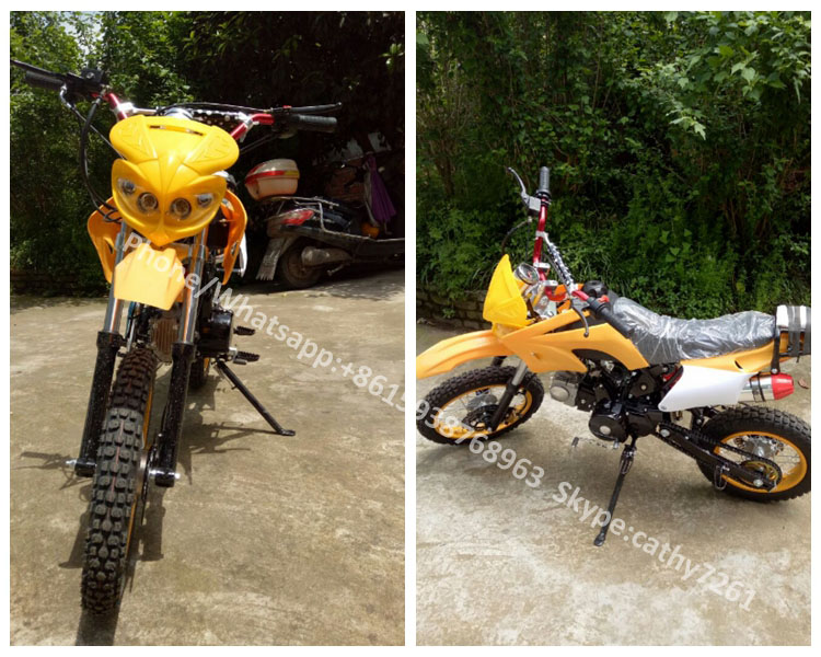 Cheap Used Dirt Bikes For Sale 125cc Chinese Motorcycle Brand