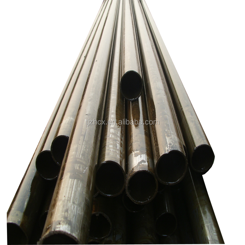 ASTM A53 Sch40 black carbon steel pipe in stock