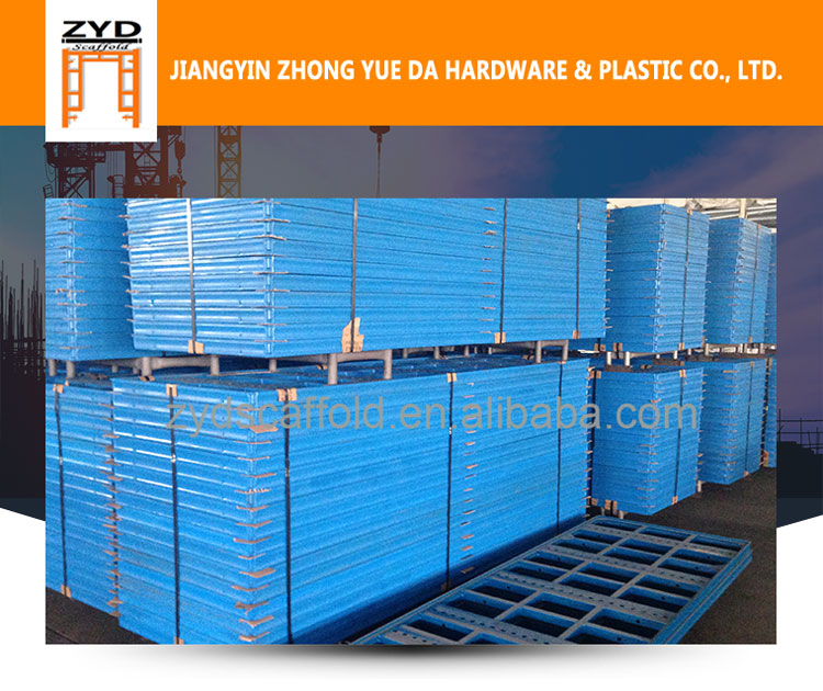 High Quality Steel Formwork For Concrete
