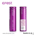 2017 Promotional Price efest 3.7v 650mah Recghargeable Lithium 14500 Battery