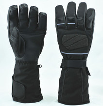 Hot Selling Sports Leather Motorcycle Gloves
