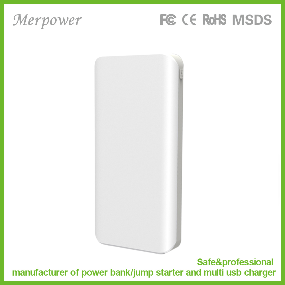 promotional QC3.0 rose power bank quick charger 20000Mah