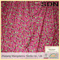 Gold supplier china indonesia cotton printed fabric