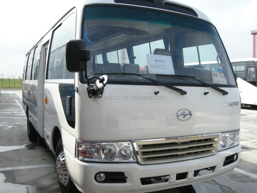 7m coaster minibus made in China