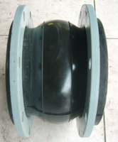 Flange type rubber expansion joint with best price with best price